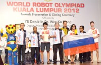 World Robot Olympiad 2012